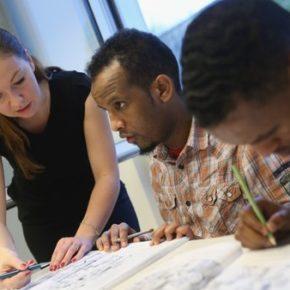 Niemcy: Połowa imigrantów nie zdaje kursu językowego