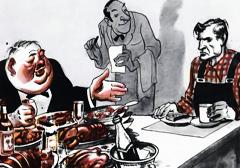 Dysproporcje w dochodach między obywatelami a globalną kastą najzamożniejszych nadal niewyobrażalnie wysokie