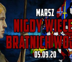 """Gdańsk: """"Trójmiasto przeciwko szowinizmowi - Nigdy więcej bratnich wojen!"""" - zaproszenie na marsz"""