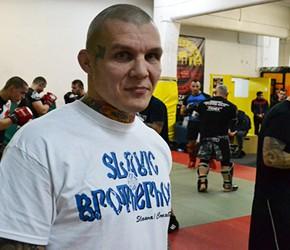 Warszawa: Niko Puhakka poprowadził seminarium z MMA