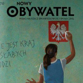 """""""Nowy Obywatel"""" lato 2016 - recenzja"""