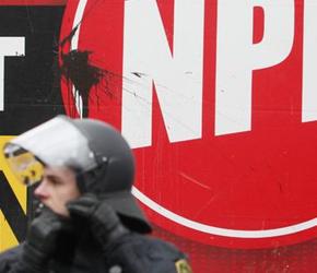 Bundesrat chce delegalizacji NPD
