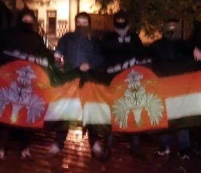 Oświadczenie w sprawie lekcji wychowawczej danej antyukraińskim szowinistom na Marszu Niepodległości