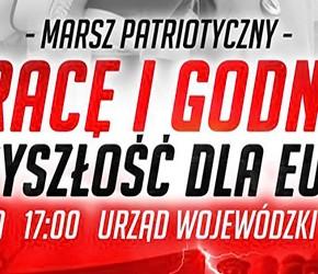 """Rzeszów: Marsz """"O pracę i godność – O przyszłość dla Europy""""  - 13/12/2015"""