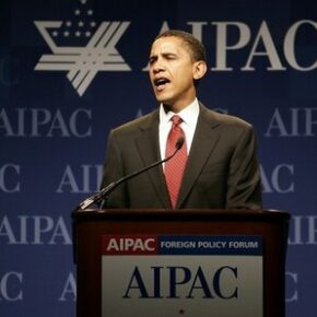 Obama ujawnia siłę żydowskiego lobby