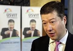 Czeski polityk nie będzie ścigany za słowa o obozie koncentracyjnym