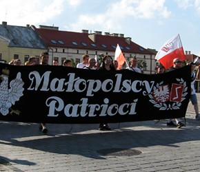 Olkusz: II Marsz pamięci ofiar Krwawej Środy