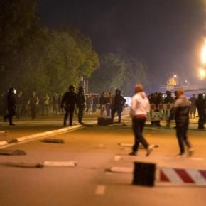 Niemcy: Zamieszki na protestach przeciwko imigrantom w Heidenau