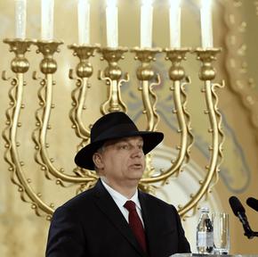 Żydzi cieszą się ze zwycięstwa Orbána