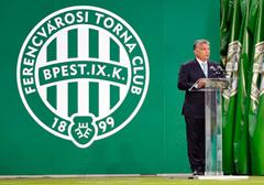 Węgry: Orban powitany gwizdami na otwarciu nowego stadionu