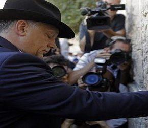 Orban zaatakowany przez Żydów