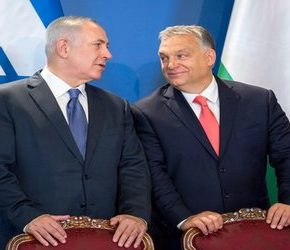 """Orbán zapowiada walkę z """"antysemityzmem"""""""
