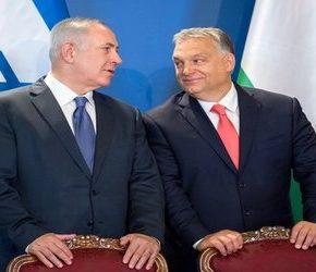 Ambasador Izraela chwali współpracę Orbana i Netanjahu