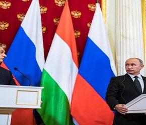 Rosja i Węgry pogłębiają współpracę