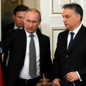 Przywódcy Rosji i Węgier spotkali się w Moskwie