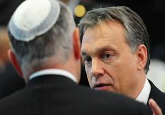 """Amerykańscy kongresmeni chwalą Węgry za walkę z """"antysemityzmem"""""""
