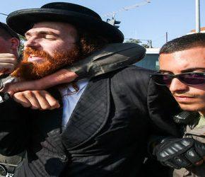 Żydowscy ortodoksi przeciwko poborowi do wojska