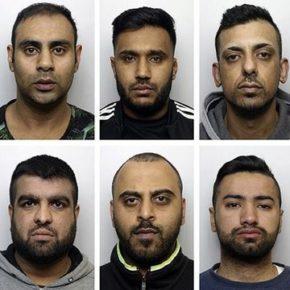 Brytyjski rząd tuszuje napaści seksualne Pakistanczyków