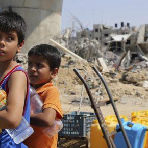 Tylko co dziesiąty Palestyńczyk ma dostęp do bezpiecznej wody