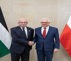 Polska wzywa Izrael do rezygnacji z aneksji Zachodniego Brzegu