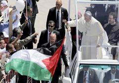 papiez-palestyna