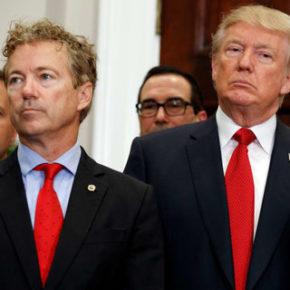 Rand Paul ma rozmawiać z Iranem