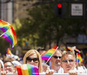 """Sąd Najwyższy USA zniósł zakaz """"małżeństw"""" homoseksualnych"""