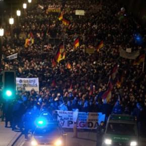 Niemcy: 10 tysięcy osób demonstrowało przeciwko niekontrolowanej imigracji