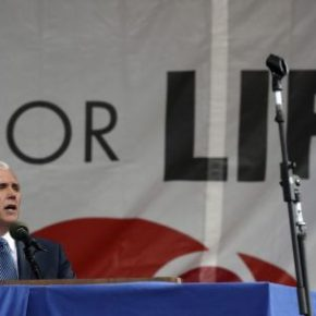 Amerykański wiceprezydent wystąpił na Marszu dla Życia