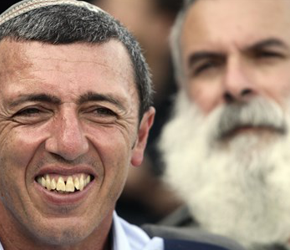 Izraelski minister o mieszanych małżeństwach