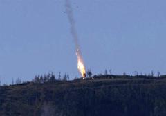 Syria krytykuje zestrzelenie rosyjskiego bombowca przez Turcję