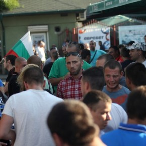Bułgaria: Protesty przeciwko cygańskiej przestępczości w Sofii