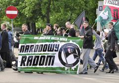 Radom: III Marsz Rotmistrza Pileckiego