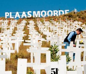 Listopad miesiącem protestu przeciwko zbrodniom na farmach w RPA