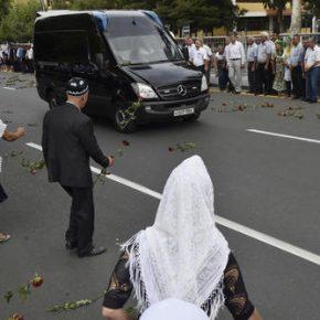 W Samarkandzie odbył się pogrzeb prezydenta Uzbekistanu