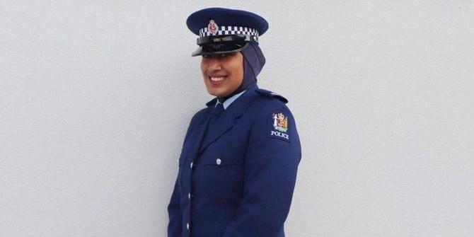 Policja wprowadza hidżaby