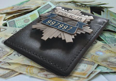 Miliardowe łapówki dla policji za ustawione przetargi
