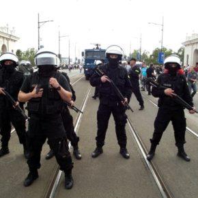 MSWiA i komendant podnoszą na duchu policjantów