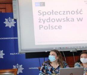 Muzeum Historii Żydów Polskich indoktrynuje policję