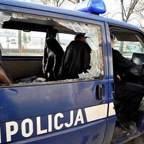 Policja narzeka na wakaty