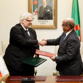 Algieria strategicznym partnerem naszego kraju