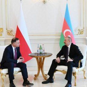 Rozwijamy relacje z Azerbejdżanem