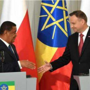 Etiopia polskim przyczółkiem w Afryce?