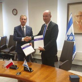 Cyberbezpieczeństwo razem z Izraelem