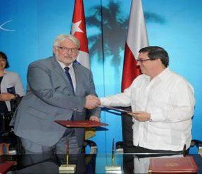 Polska odnawia kontakty dyplomatyczne z Kubą