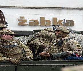 Amerykańscy żołnierze za 50 milionów dolarów rocznie