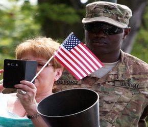 """Ogłoszono """"trwałą obecność"""" amerykańskich wojsk"""