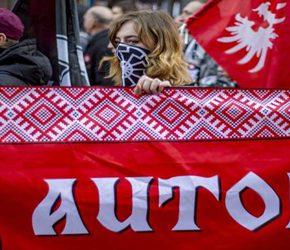 Poznań: Ulicami miasta przeszedł Marsz Zwycięstwa