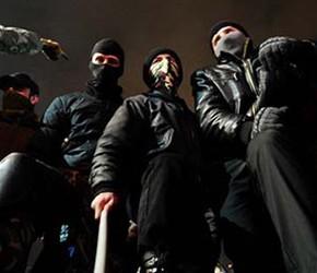 """""""To dopiero początek"""" - nacjonaliści o ustąpieniu Janukowycza"""