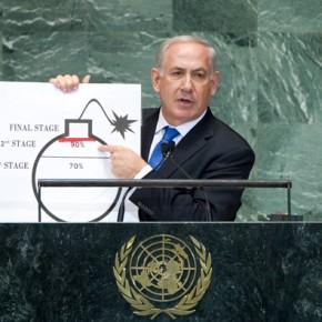 Premier Izraela kłamał w sprawie irańskiej broni atomowej?